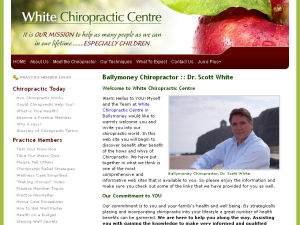 Ballymoney Chiropractor