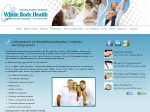 Brantford Chiropractor