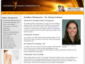 Goodhue Chiropractor