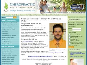 Hermitage Chiropractor