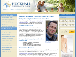 Hucknall Chiropractor