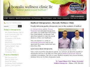 Medford Chiropractor