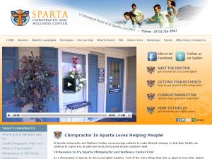 Sparta Chiropractor