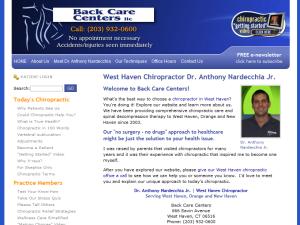 West Haven Chiropractor