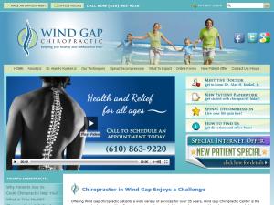 Wind Gap Chiropractor