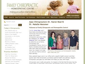 Ajax Chiropractor