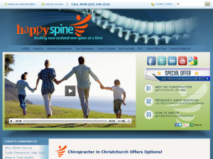 Christchurch Chiropractor