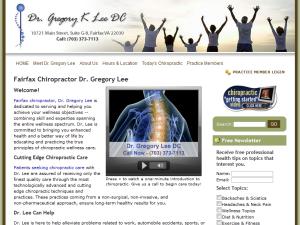 Fairfax Chiropractor