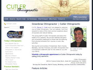 Greenbrae Chiropractor