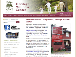 New Westminster Chiropractor