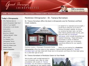 Penticton Chiropractor