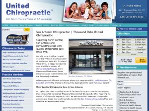 San Antonio Chiropractor