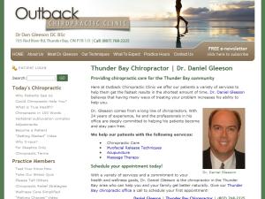 Thunder Bay Chiropractor