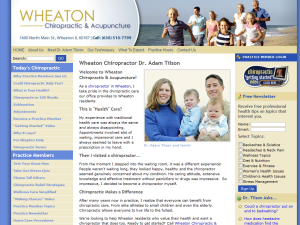 Wheaton Chiropractor