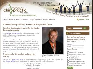 mandan chiropractor