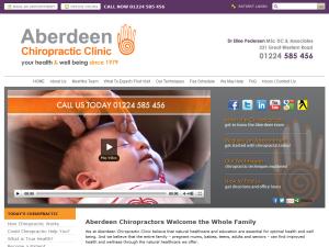 Aberdeen Chiropractor