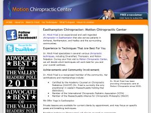 Easthampton Chiropractor