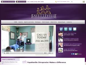 Fayetteville Chiropractor