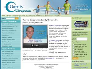 Danvers Chiropractor