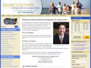 Elmwood Park Chiropractor