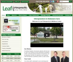 Delaware Chiropractor