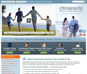 Dubai Chiropractor