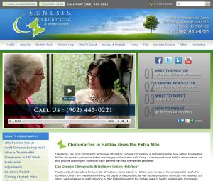 Halifax Chiropractor