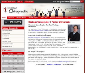 Hastings Chiropractor