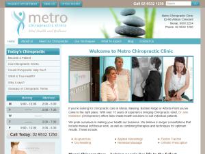 Menai Chiropractor