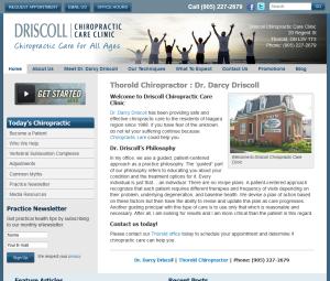 Thorold Chiropractor
