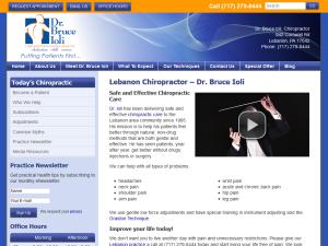 Lebanon Chiropractor
