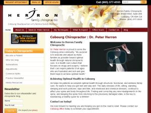 Cobourg Chiropractor