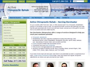 Dorchester Chiropractor
