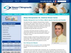Mesa Chiropractor