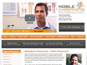 Bellingham Chiropractor