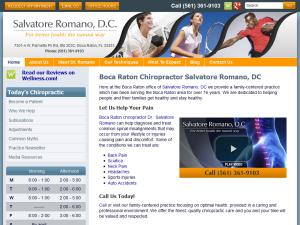 Boca Raton Chiropractor