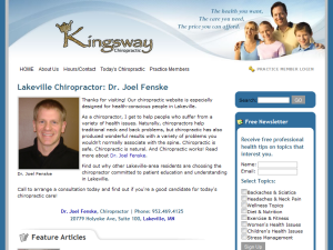Lakeville Chiropractor