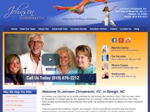 Raleigh Chiropractor
