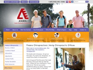 Fresno Chiropractor