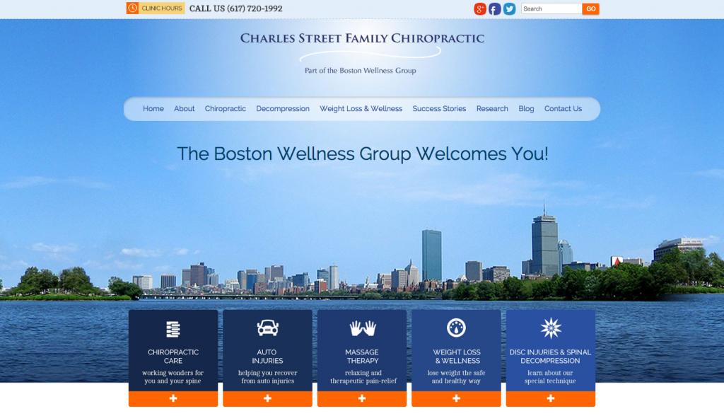 Boston, MA Chiropractor