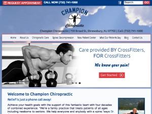 Shrewsbury Chiropractor