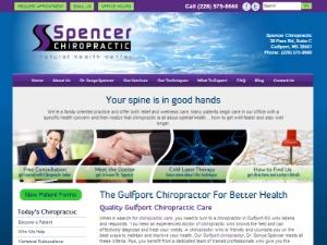 Gulfport Chiropractor