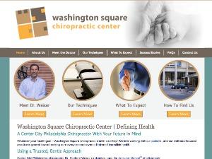 Center City Philadelphia Chiropractor