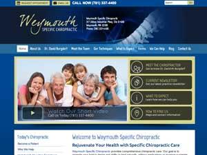 Weymouth Chiropractor