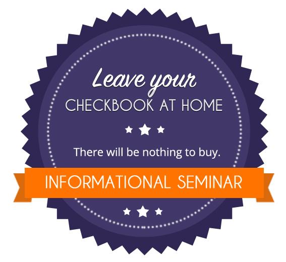 Informational Seminar Badge
