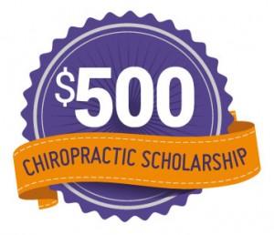 Chiropractic Scholarship Award