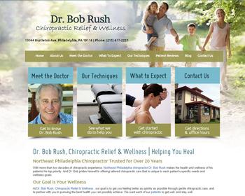 Dr. Bob Rush, Chiropractic Relief & Wellness