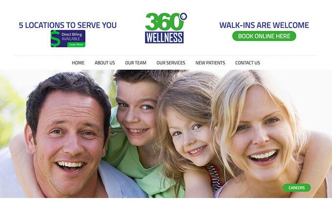 360 Wellness