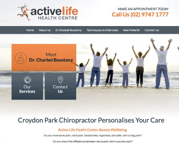 Croydon ParkChiropractor