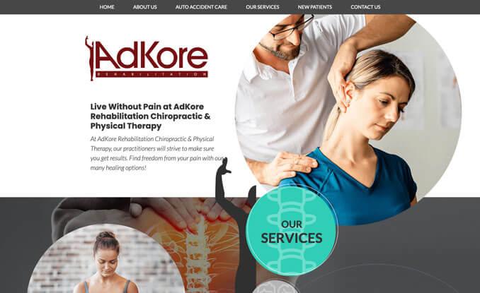 AdKore Rehab